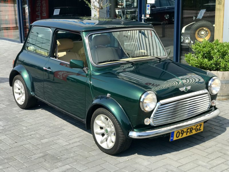 Mini Cooper S Knightsbridge | 2000