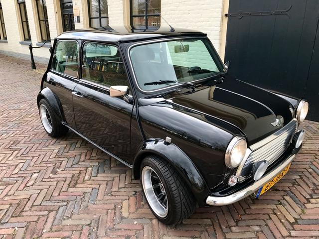 Mini Cooper S 40th