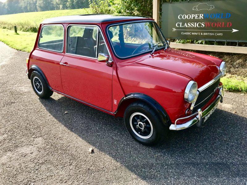 Mini Innocenti Cooper 1300