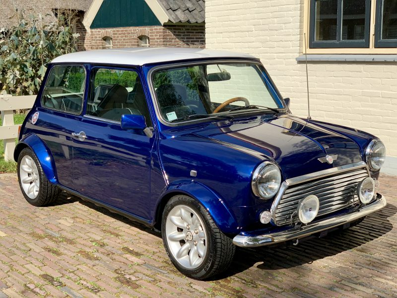 Mini Cooper S | Blue Star | 1996